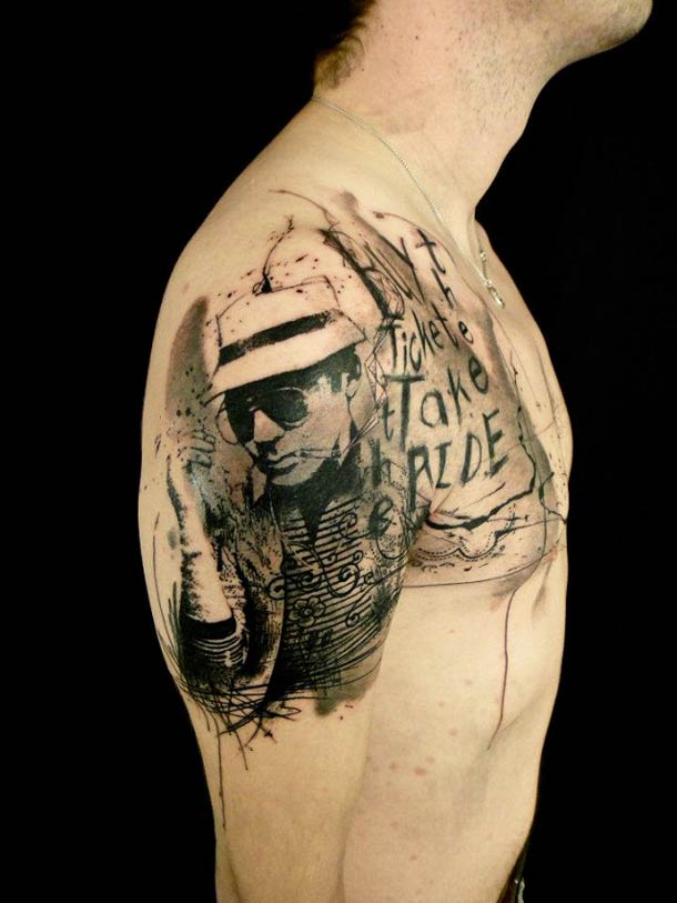 Stunning Tattoo Art - Xoil