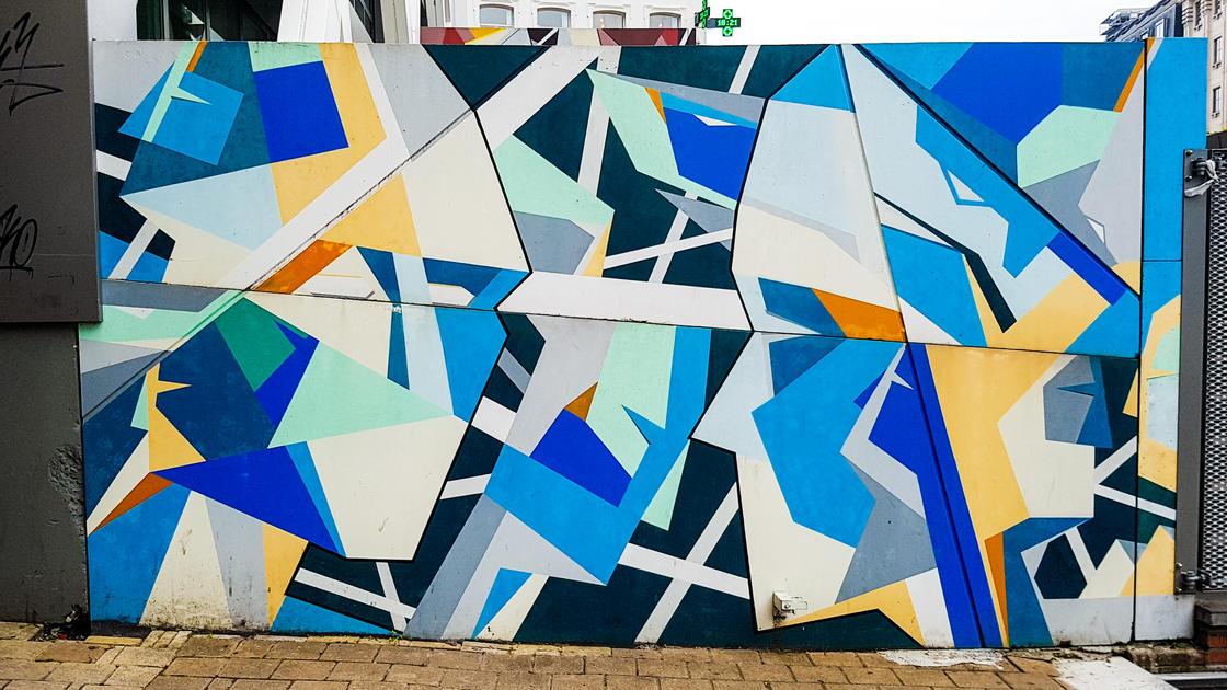 Street Art Trip in Belgium – Part 1 : Discovering street art in Ghent