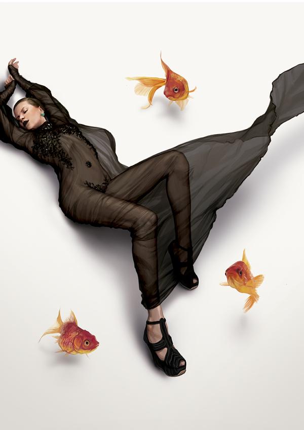 Fashion Illustrations - Ignasi Monreal