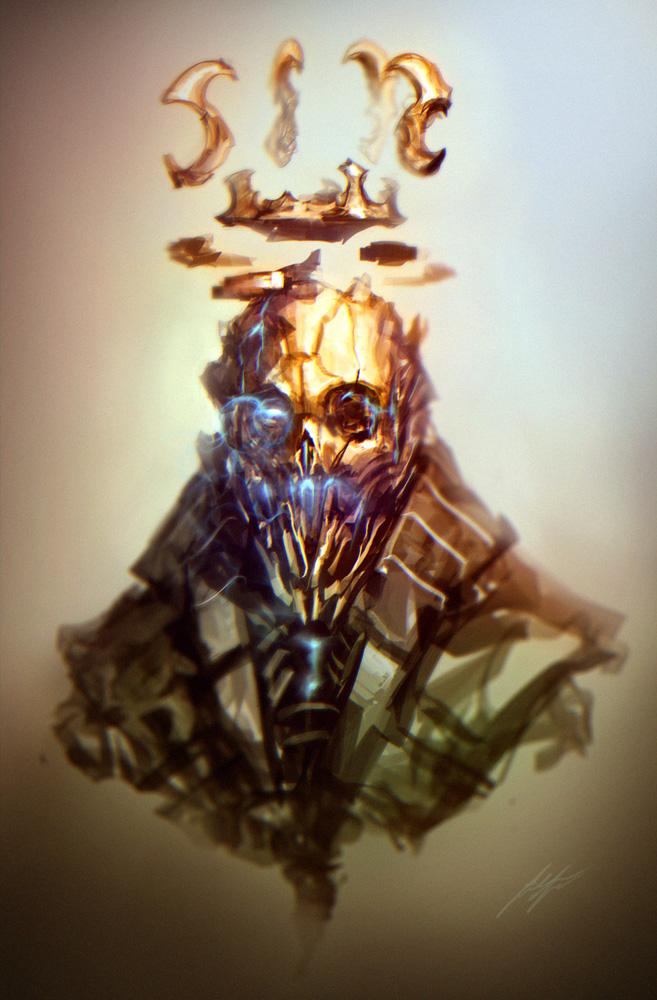 The Digital Artwork of Jimmy xu