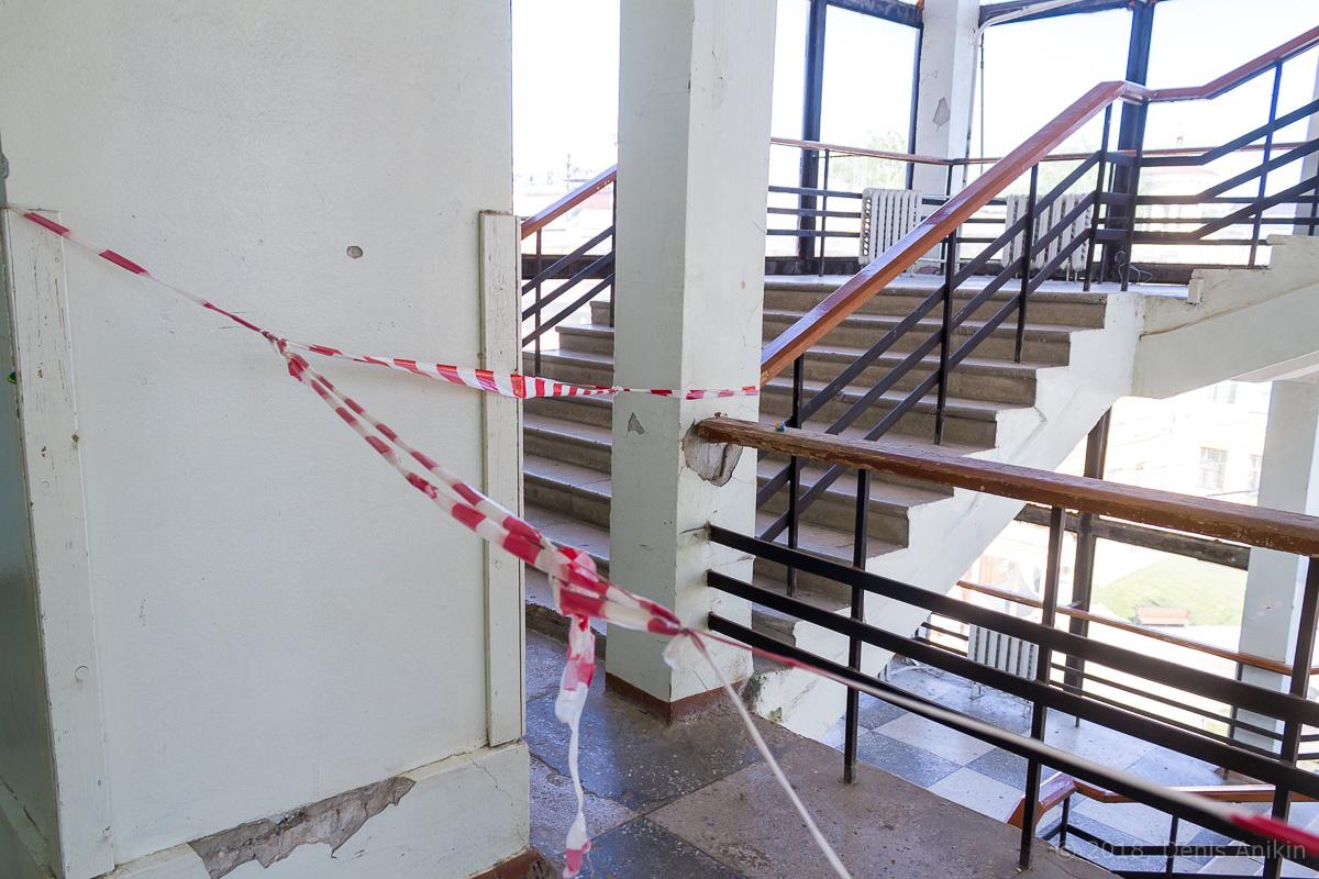 физический факультет аварийное состояние фото 22