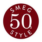 smeg50style холодильники SMEG FAB в Краснодаре, купить в кухонной студии холодильник SMEG Красных партизан