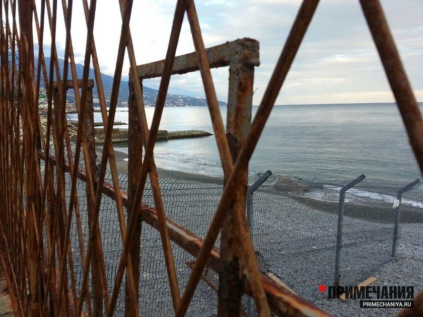 Концлагерь в Крыму