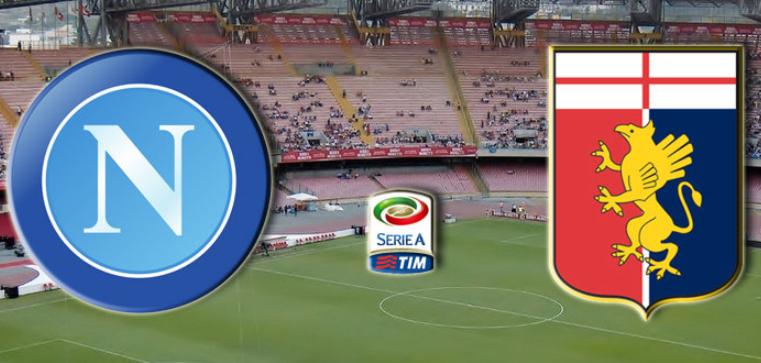 Наполи - Дженоа (18.03.2018) | Итальянская Серия А 2017/18