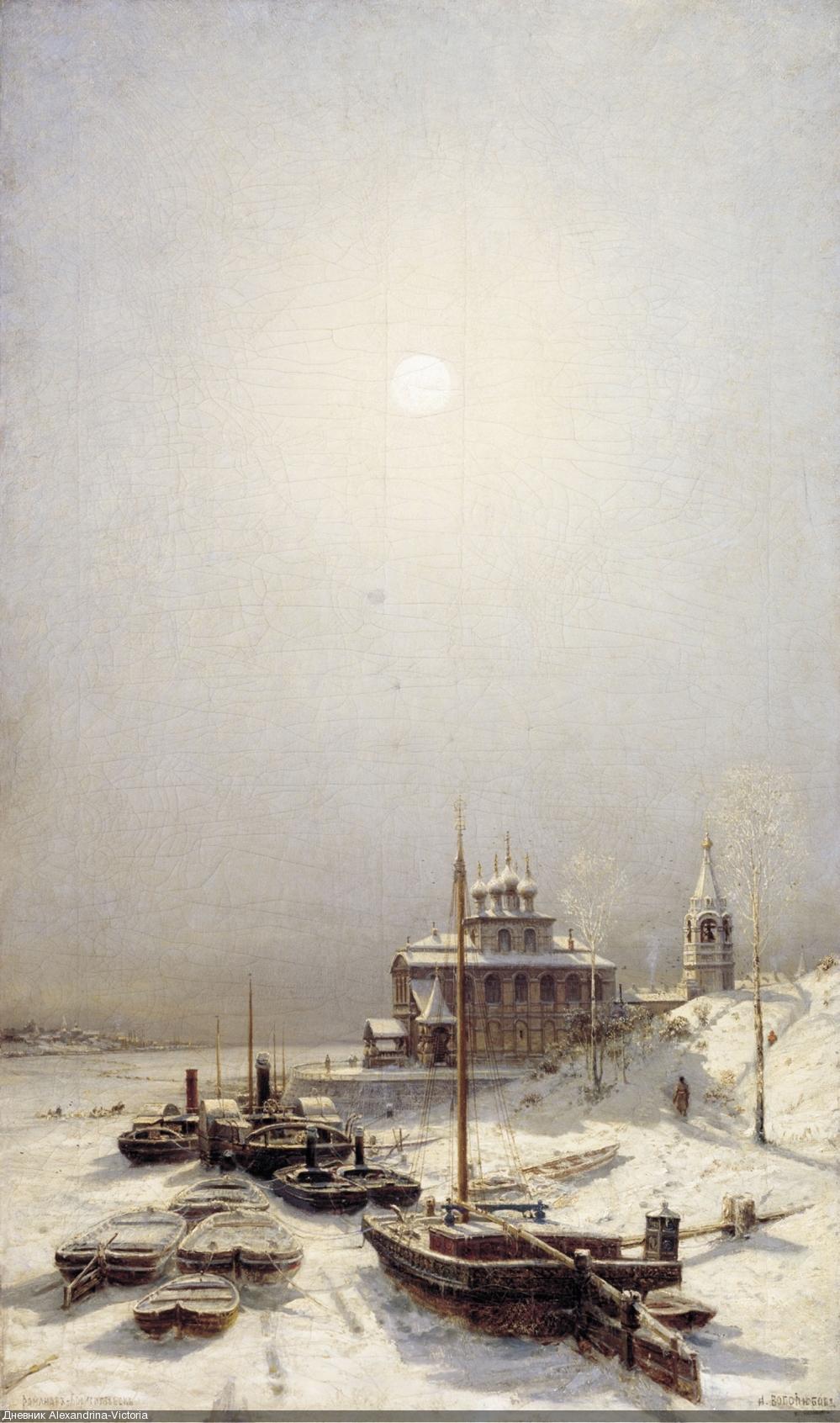 Зима в Борисоглебске