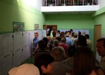Сегодня Украина выбирает своего президента
