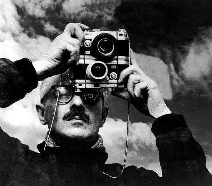 методы великих фотографов бунгало располагаются