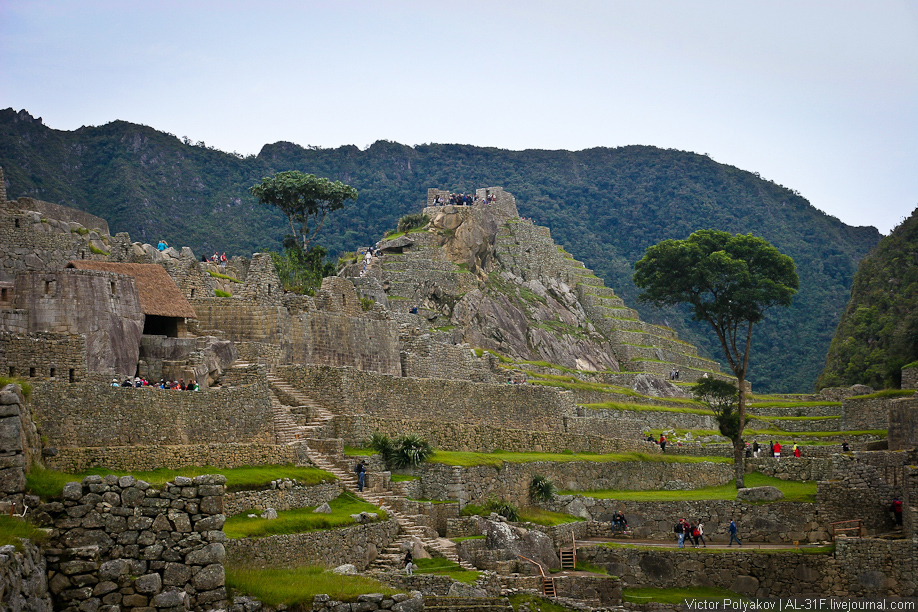 Пирамида Мачу-Пикчу
