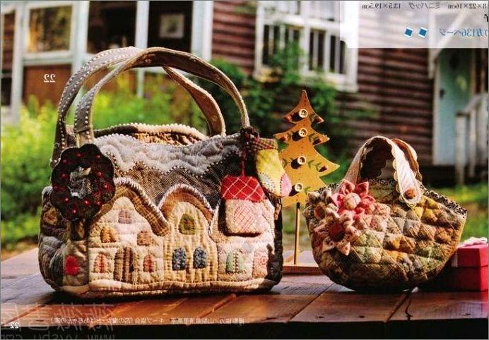 Креативные сумки