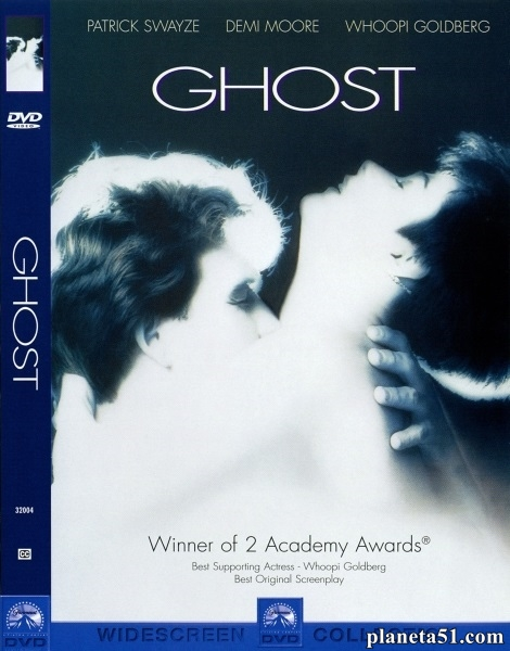 Привидение / Призрак / Ghost (1990/BDRip/HDRip)