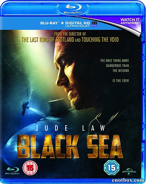 Чёрное море / Black Sea (2014/BDRip/HDRip)