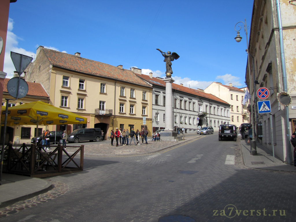 Ужупис, Вильнюс, Литва