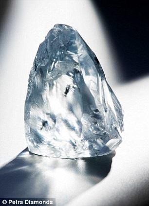 крупнейший алмаз