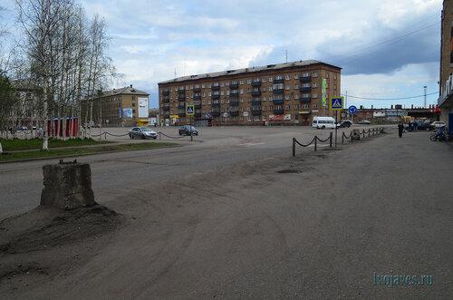 Фото города Инта №6889  Кирова 29, 31 и Бабушкина 1 09.06.2014_15:40