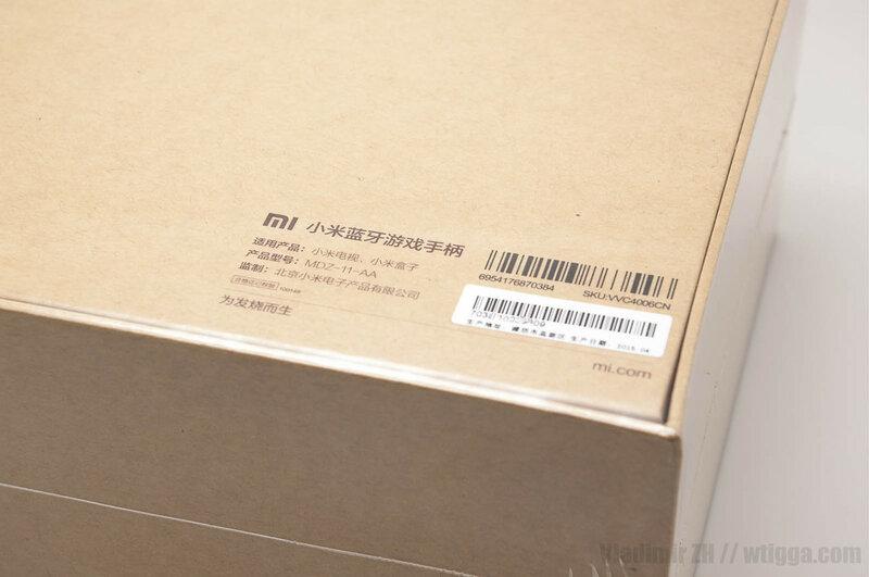 Xiaomi Gamepad Wtigga