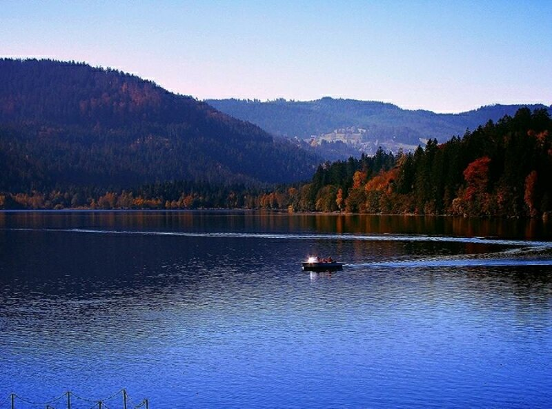 ♥ Lake 'Titisee' - In the heart of the Black Forest