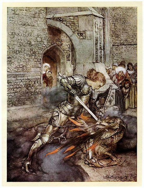the knights galahad and gawain essay
