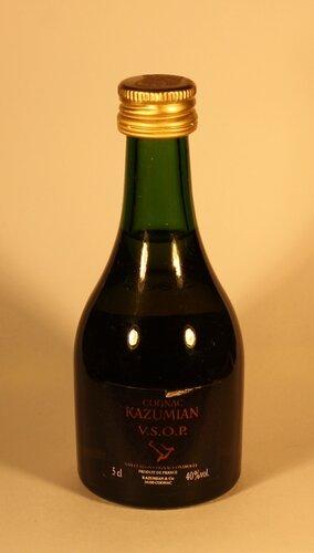 Коньяк Cognac Kazumian VSOP Apellation Cognac Controlee
