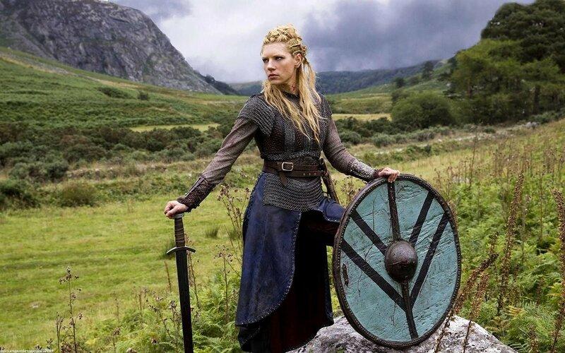 Нестандартные женские образы в зарубежных сериалах