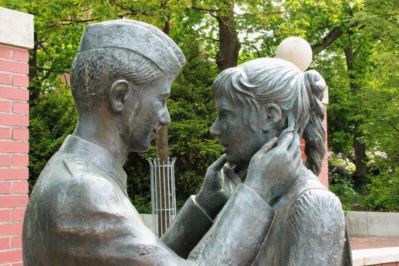 Lili-Marleen-Gruppe von Claus Homfeld in Munster (Örtze)