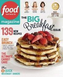 Журнал Food Network №1-4 2015