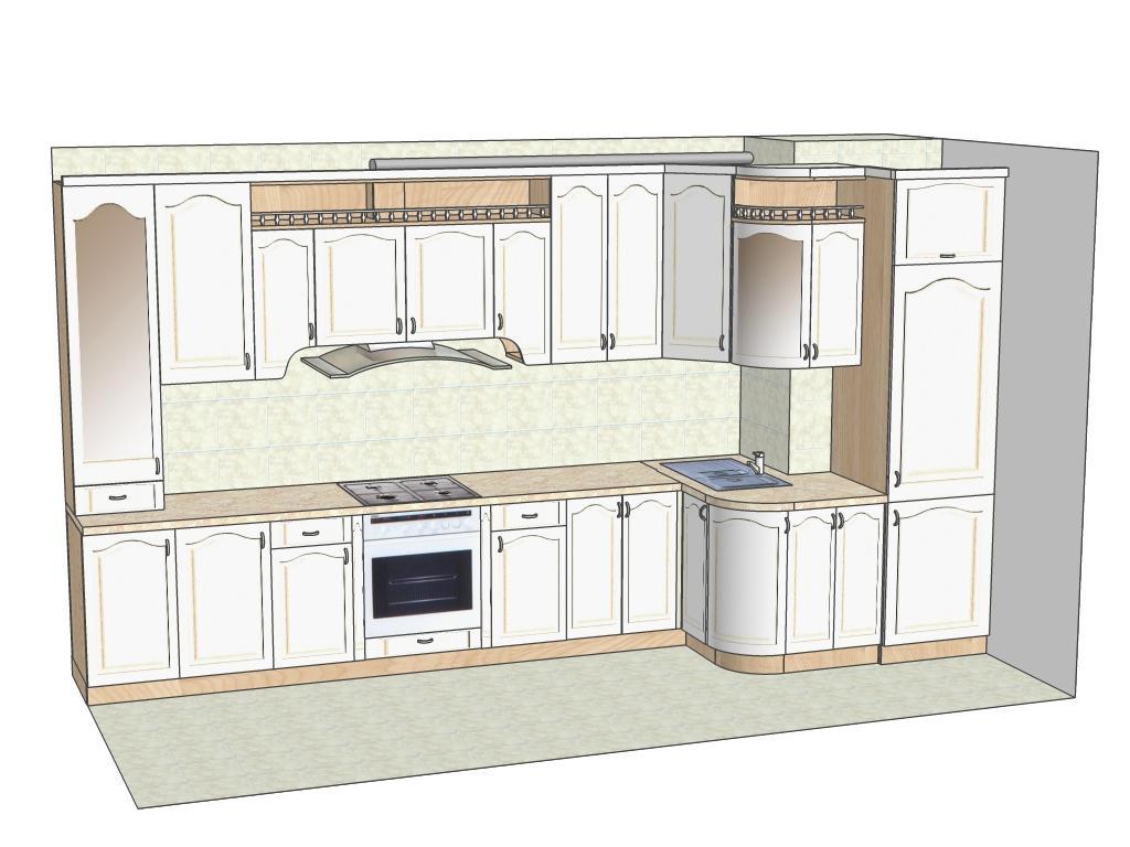 Как самостоятельно создать дизайн кухни