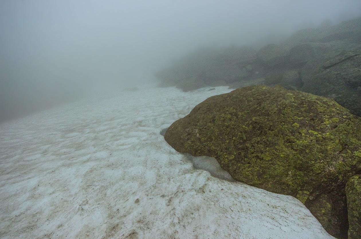 Снег и бесконечность