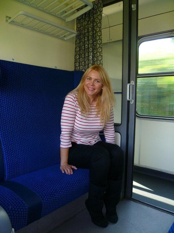 Поезд в Европе (Train in Europe)