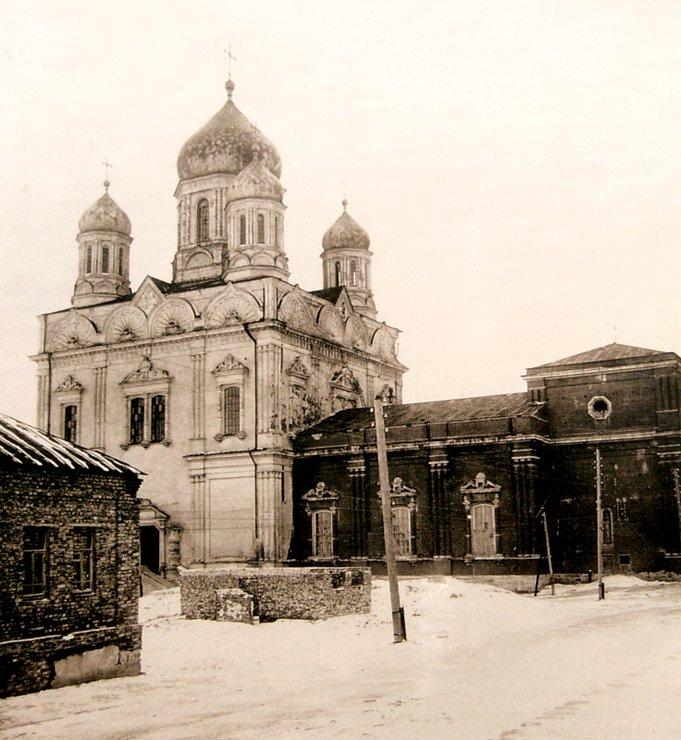 Вознесенский собор. Фото 1948 г.