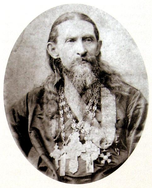 Протоиерей Павел Николаевич Бутягин