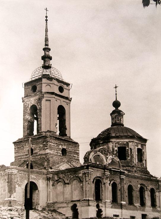 Храм Усекновения главы Иоанна Предтечи в Ельце
