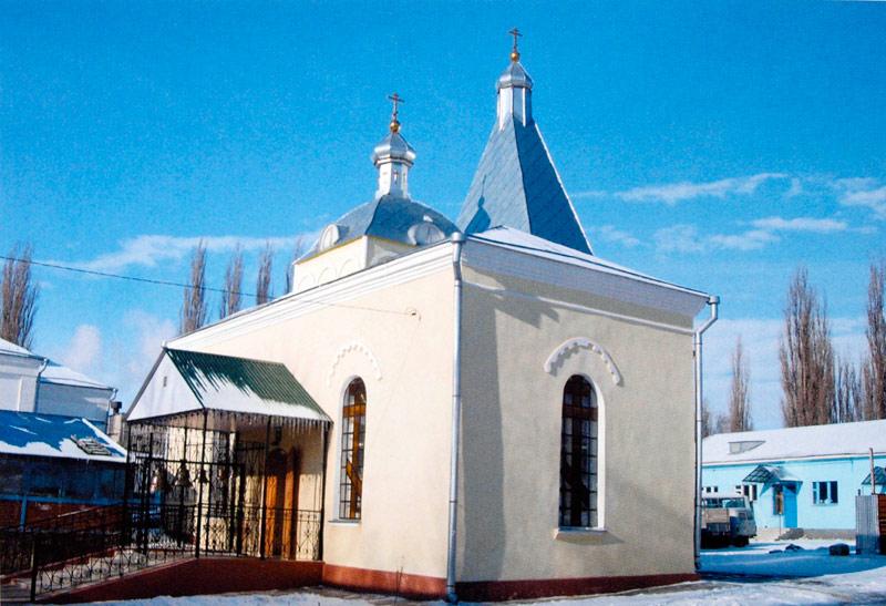 Златоустовская церковь в Ельце