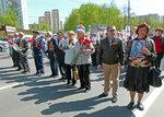 Бессмертный полк в Солнцево 2015