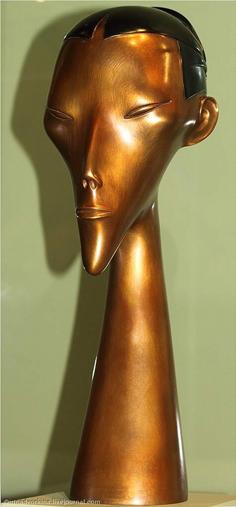 Даши Намдаков. Степная Нефертити