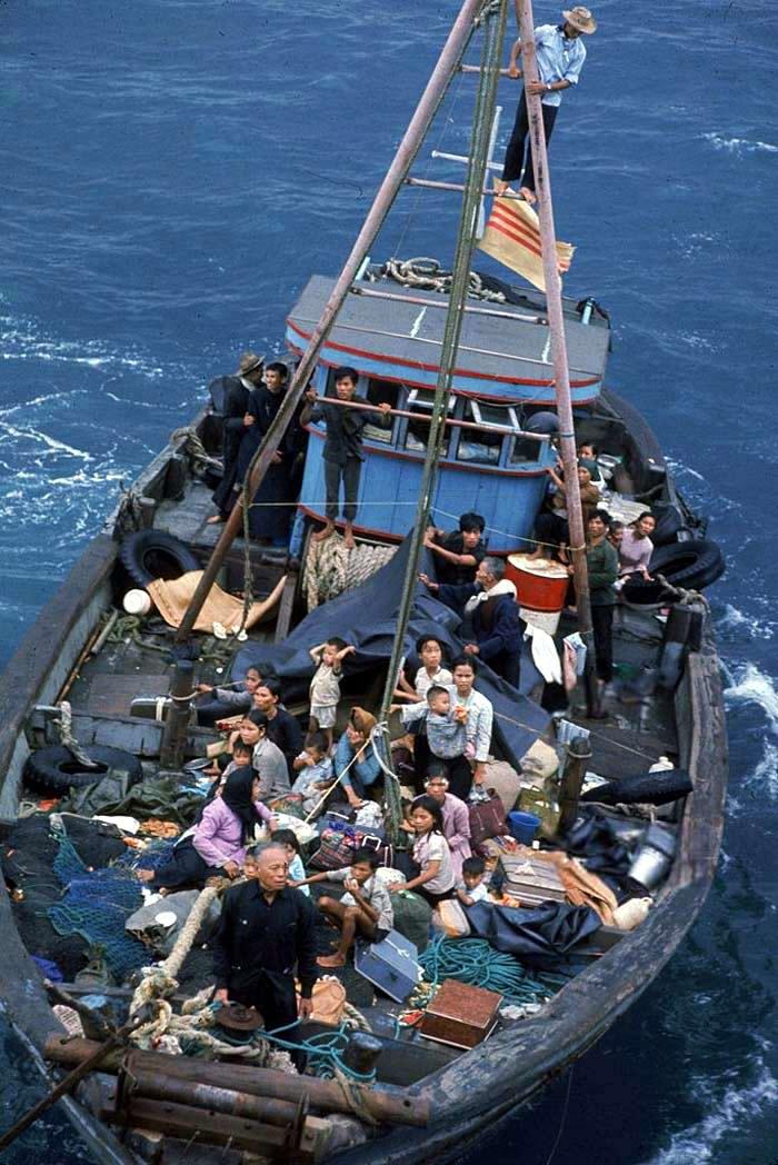 Освобождение Сайгона: как это было! К 40-летию со Дня Победы Вьетнама (США) (21)