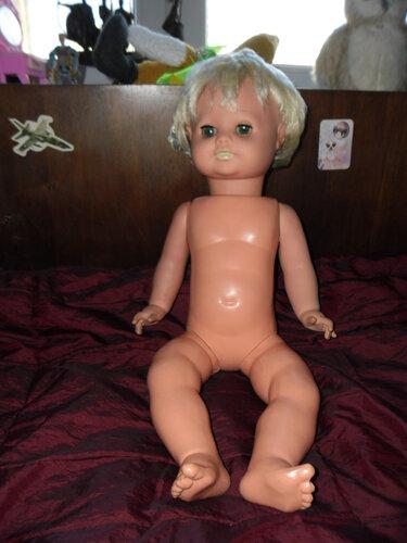 Фото куклы голые