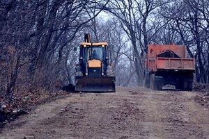 Во Владивостоке начались работы по реконструкции объездной дороги от «Варяга» до «Зари»