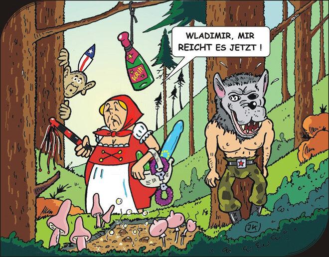 Im irren Märchenwald © JotKa (Jens Kricke)