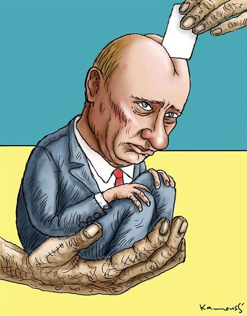 Referendum for Putin © Marian Kamensky
