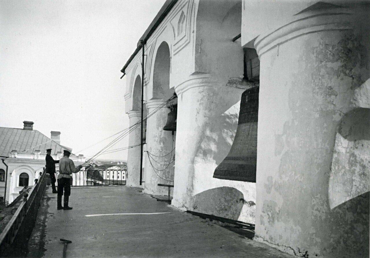 Колокола Софийской звонницы. 1913
