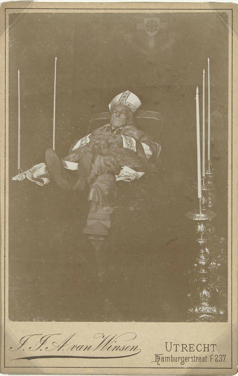 1895, Портрет Петра Матиас Сникерса, архиепископа Утрехта