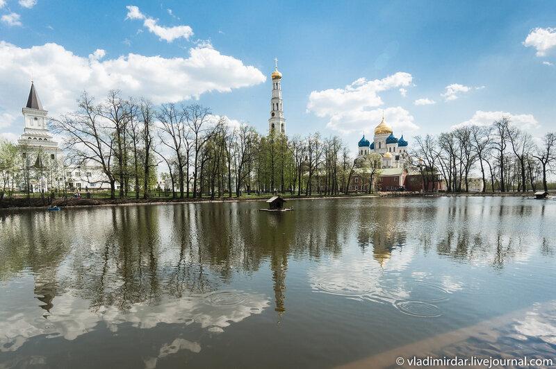 Благодать. Николо-Угрешский монастырь.