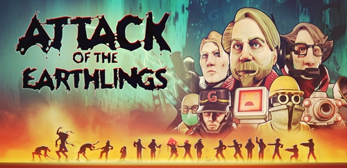 Attack of the Earthlings (2018/RUS/ENG/MULTi8)