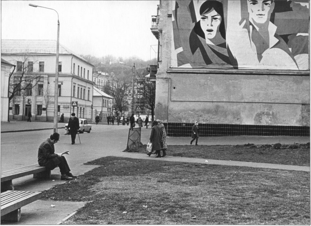 Атмосферные снимки Киева Александра Ранчукова