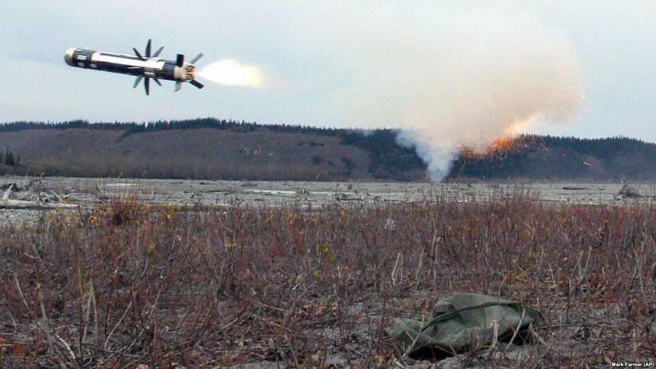 Военные опровергли сообщения о близкой подготовку операторов ПТРК «Джавелін»