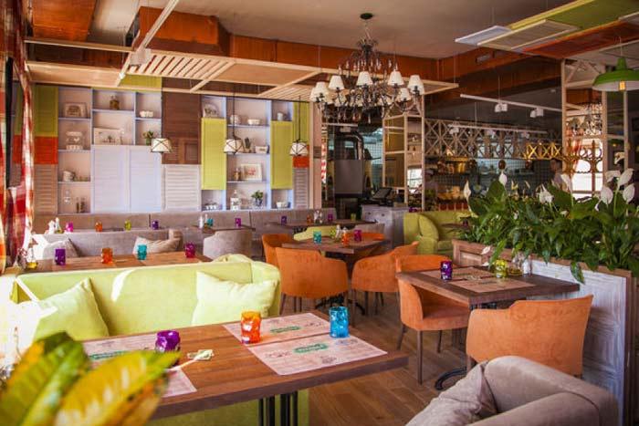 рестораны на окраине Москвы