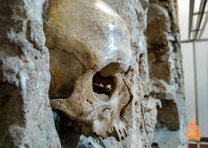 Башня черепов - символ свободолюбия и смелости сербов