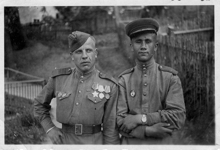 Какие же часы были у бойцов Красной Армии во время Великой отечественной войны? После революции прои
