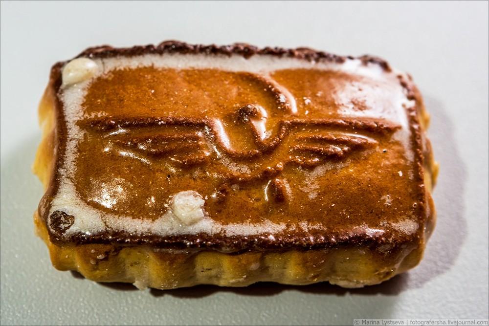 В зависимости от длительности рейса и класса обслуживания на десерт пассажиров угощают тульскими пря