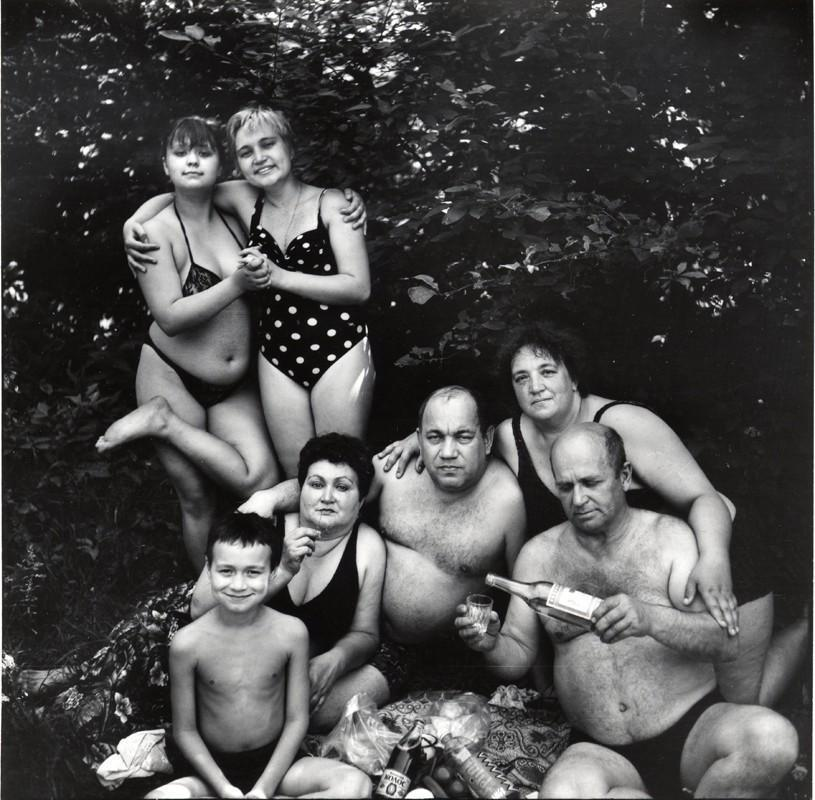 Купальники в СССР и на Западе — сравните сами (64 фото)